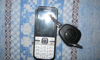 сотовый телефон усиливает сигнал брелка