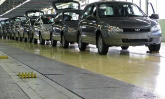 продажи Автоваза в феврале 2013 года выросли на 25 процентов