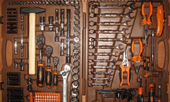 набор инструментов для автомобиля Ombra OMT131S