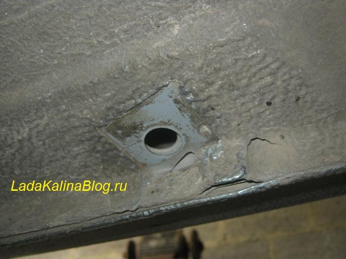 заводская антикоррозийная обработка калины