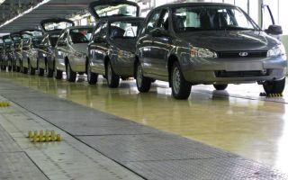 Продажи Автоваза выросли на четверть в феврале