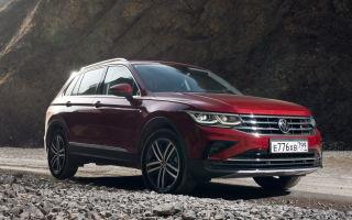 Tiguan VS Taos: нужен ли Volkswagen новый кроссовер?