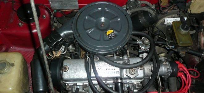 Как завести карбюраторный двигатель в мороз?