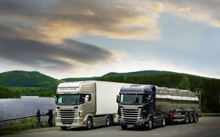 Виды грузовых автомобилей