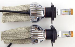 Специфика светодиодных ламп н4