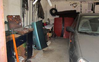 Как я снял гараж за 800 рублей в месяц