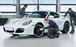 Прокат Porsche в Москве