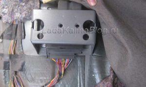 Блок дистанционного управления штатной сигнализацией: демонтаж и местоположение