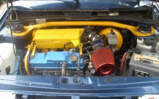 Будет ли на Калине турбированный мотор?