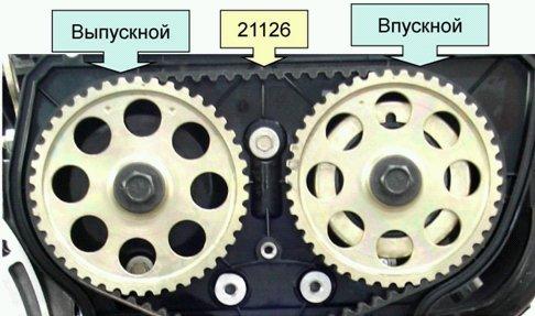 Новый двигатель ВАЗ 21127 на Ладе Калине