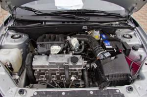 двигатель лада калина 21116
