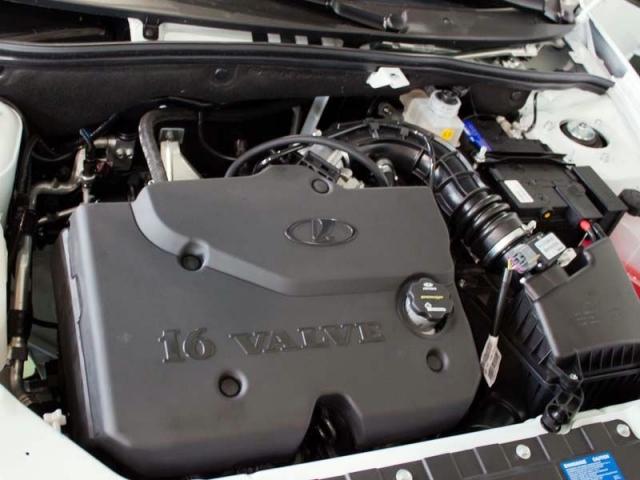 новый двигатель Лада Калина 2 21127