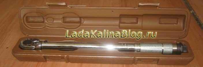 динамометрический ключ Ombra A90039