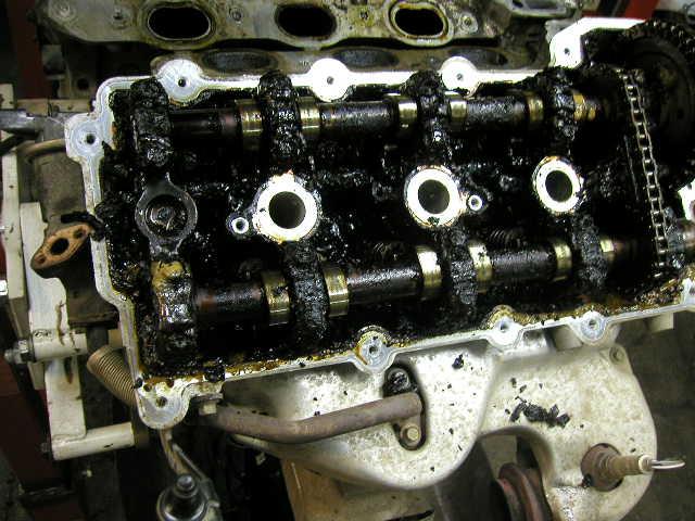 некачественное масло - последствия для мотора