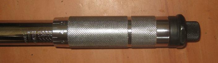 рукоятка динамометрического ключа Ombra
